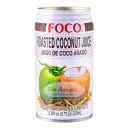SUCO FOCO COCONUT ROASTED 350ML NEW