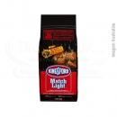Carvão Kingsford Match Light 2.81Kg