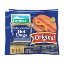Salsicha Hot Dog Farmland 454 g
