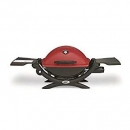 WEBER Q1250 - PORTABLE Q - RED