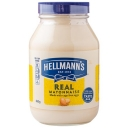 MAIONESE HELLMANS AMERICAN 860G NEW