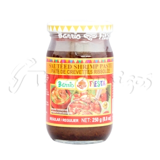 BARRIO FIESTA BAGOONG REGULAR (S) 250G☆
