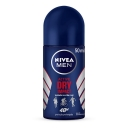 NIVEA MEN DRY IMPACT DESODORANTE ROLL ON 50ML