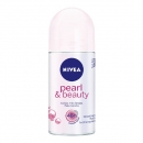 Desodorante Roll on Pearl  Beauty Nivea 50 ml