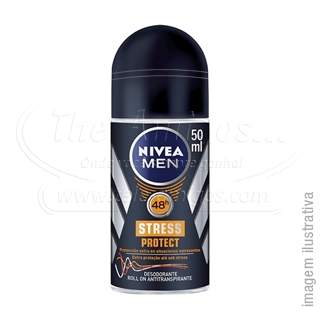 NIVEA MEN STRESS PROTECT - 50ML
