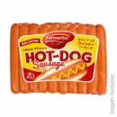 Salsicha para Hot Dog Farmerfox 900g