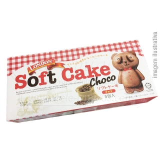 London Soft Cake Choco