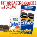 Kit Brigadeiro Cookies and Cream