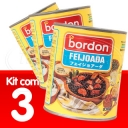 Feijoada Pronta Bordon 830g x3
