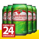 Guaraná Antarctica - 350ml x24