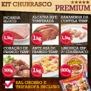 KIT Churrasco Premium