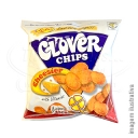 CLOVER CHIPS (CHEEZ) 55G ☆
