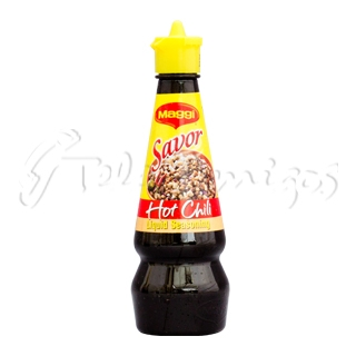 MAGGI SAVOR HOT CHILI 130ML ☆