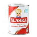 ALASKA EVAPORATED MILK 370ML ☆NEW