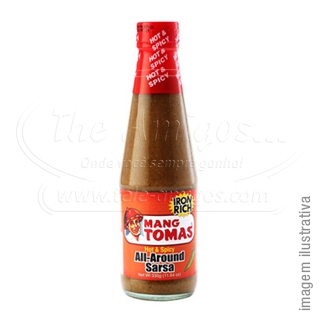 MANG TOMAS SARSA HOT & SPICY 330G ☆