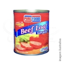 PUREFOODS BEEF LOAF 200G ☆