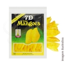 7D DRIED MANGOES 70G