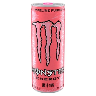 MONSTER ENERGY PIPELINE PUNCH355ML