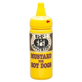 Mustard For Hot Dog QpMild 150 g