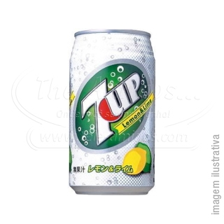 Seven Up Suntory 350 ml