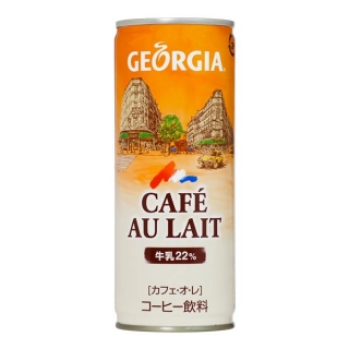 Café au Lait Georgia - 250ml