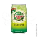 CCCD GINGER ALE LATA350ML