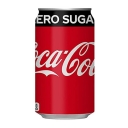 COCA COLA LATA 350ML 0 CALORIE