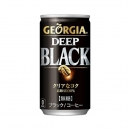 Cafe Deep Black Georgia 185 ml
