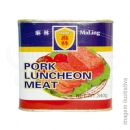 MALING LUNCHEON MEAT (LAPAD) 340G☆