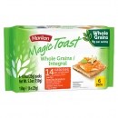 Torrada Magic Toast Integral Marilan 150 g