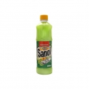 Desinfetante Leitoso Herbal Sanol 500ml