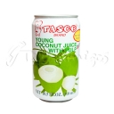 TASCO COCONUT JUICE WITH PULP 300ML☆