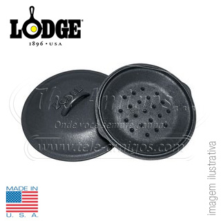 LODGE TURBO HARGER SKILLET COVER