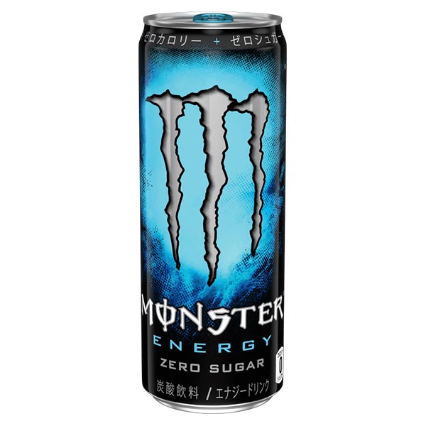 Energético Absolutely Zero Monster - 355ml