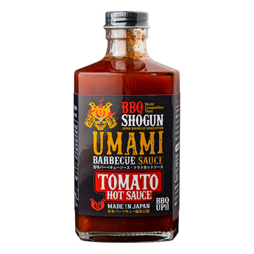 Umami Barbecue Sauce Hot Tomato 450g