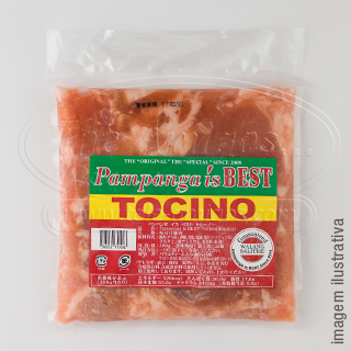 PAMPANGA BEST TOCINO HOT 300G☆