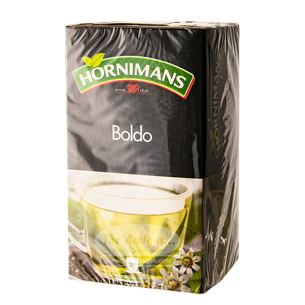 Té de Boldo Natural Hornimans - 25g