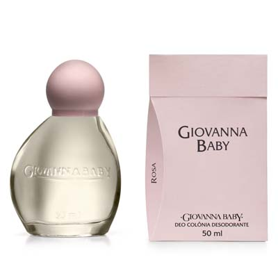 GIOVANNA BABY PINK COLONIA 50ML
