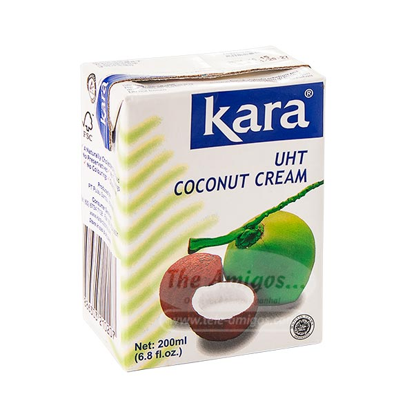COCONUT CREAM KARA 200ML
