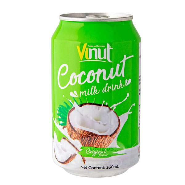 Suco Coconut Milk Vinut 330 ml